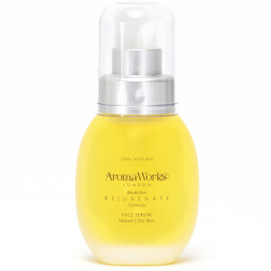 Sérum facial en aceite Rejuvenate de AromaWorks 30 ml