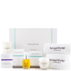 AromaWorks Nourish Face Indulgence Gift Set (Worth $145.00)