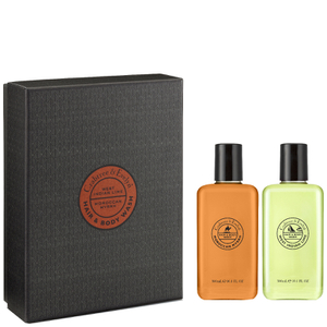 Crabtree & Evelyn Men's Hair & Body Wash Duo (Worth £30.00)
