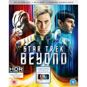 Star Trek Sans limites - 4K Ultra HD (+ Copie UV)