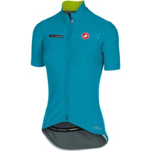 Castelli Women's Gabba Short Sleeve Jersey - Turquoise