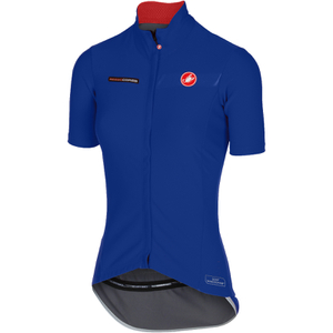 Castelli Women's Gabba Short Sleeve Jersey - Blue