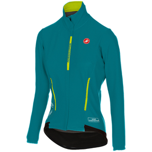 Castelli Women's Perfetto Jacket - Turquoise