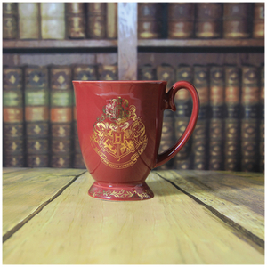 "Taza Harry Potter ""Escudo Hogwarts"""