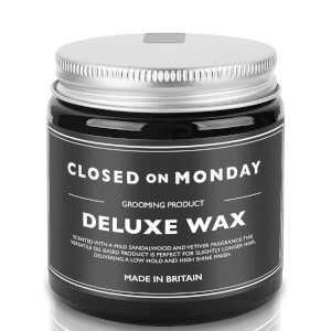 Closed on Monday Deluxe Wax 100ml