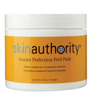 Discos de peeling Instant Perfection de Skin Authority