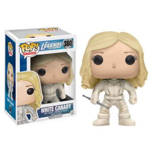 DCs Legends of Tomorrow White Canary Pop! Vinyl Figure