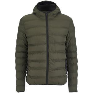 Good For Nothing Men's Element Padded Jacket - Khaki