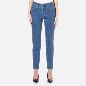 Gestuz Women's Cecily Jeans - Medium Blue