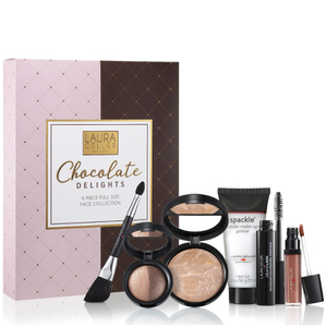 Laura Geller Chocolate Delights 6 Piece Kit - Medium