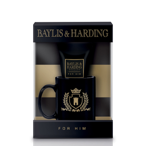 Baylis & Harding Black Pepper and Ginseng Mug Set