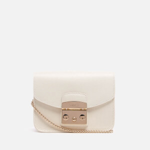 Furla Women's Metropolis Mini Cross Body Bag - Petalo