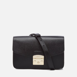 Furla Women's Metropolis Small Shoulder Bag - Onyx