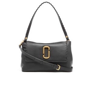 Marc Jacobs Women's Noho Leather Shoulder Bag - Black