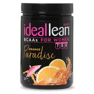 IdealLean BCAAs - Orange Paradise