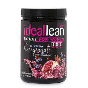 IdealLean BCAAs - Blueberry Pomegranate - 30 Servings
