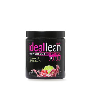 IdealLean Pre-Workout - Cherry Limeade - 30 Servings