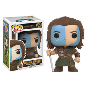 Braveheart William Wallace Funko Pop! Figuur
