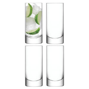 LSA Bar Highball Glasses - 420ml (Set of 4)