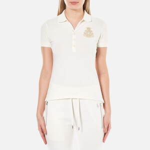 Polo Ralph Lauren Women's Embroidered Polo Shirt - Nevis