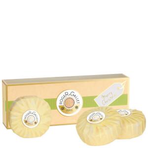Roger&Gallet Citron 3 Soap Coffret