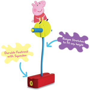 Peppa Pig Pogo 'Hop And Squeak'