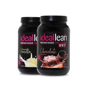 IdealLean Protein 2 Tubs - 60 Servings