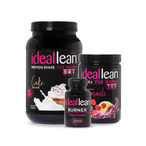 IdealLean 30 Day Fat Burn Stack