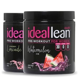 IdealLean Pre-Workout 60 Servings