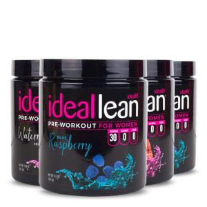 IdealLean Pre-Workout 120 Servings