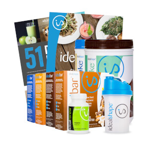 30-Day IdealPlan + FREE IdealRenew Probiotic