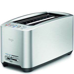 Sage by Heston Blumenthal BTA830UK Smart Toaster 4 Slice (Large Slots)