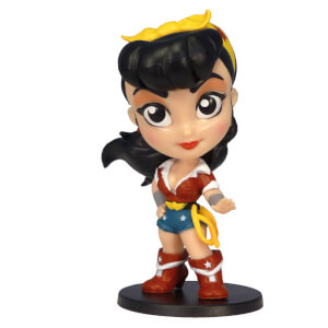 Wonder Woman Mini Bombshell Figure – Exclusive Colour Variant