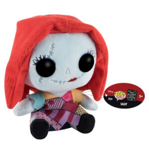 The Nightmare Before Christmas Sally Regular Pop! Plush