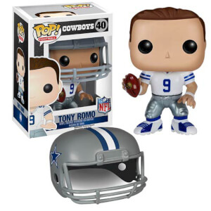 NFL Tony Romo Wave 2 Pop! Vinyl Figur
