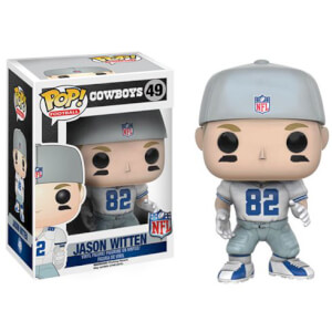 Figurine Pop! NFL Jason Witten 3ème Vague