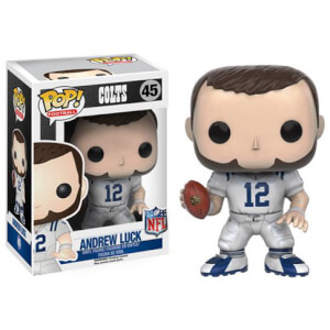 NFL Andrew Luck Wave 3 Figura Pop! Vinyl