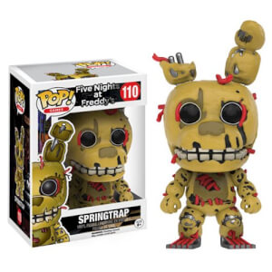 Figura Pop! Vinyl Springtrap - Five Nights at Freddy's