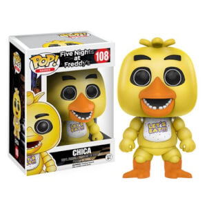Figura Pop! Vinyl Chica - Five Nights at Freddy's