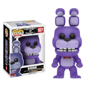 Figurine Bonnie Five Nights at Freddy's Funko Pop!