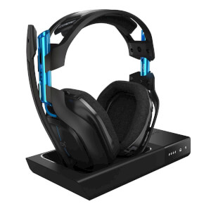 Astro Gaming A50 Wireless Headset Black - PS4
