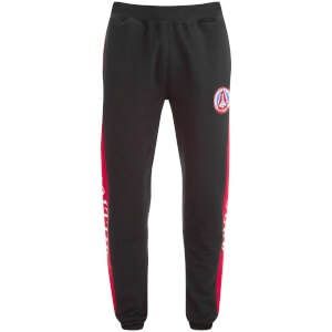 Billionaire Boys Club Men's Approach and Landing Sweatpants - Black/Red