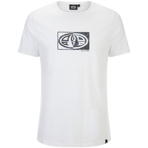 Animal Men's Claw Back Print T-Shirt - White