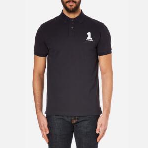 Hackett London Men's New Classic Polo Shirt - Navy