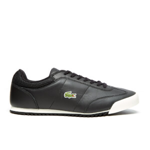 Lacoste Men's Romeau 316 1 SPM Trainers - Black