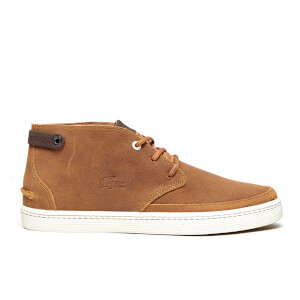 Lacoste Men's Clavel 18 Ap SRM Chukka Boots - Brown