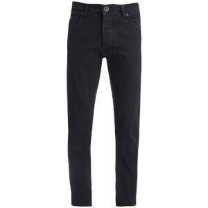Threadbare Men's Grinder Stretch Denim Jeans - Navy