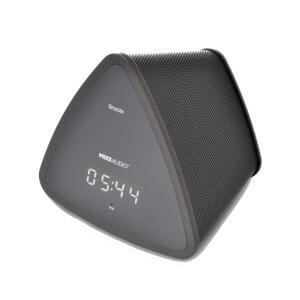 Mixx S3 Bluetooth Speaker & Clock - Black