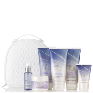 White Hot Vanity Bag Gift Set (Worth £77)