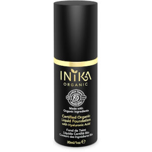 INIKA Certified Organic Liquid Foundation (Various Shades)